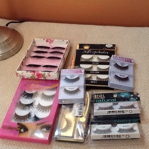 Bundle of false eyelashes, unopened. #3